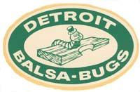 Detroit Balsa Bugs