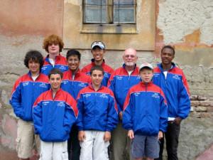 2010 Junior Team