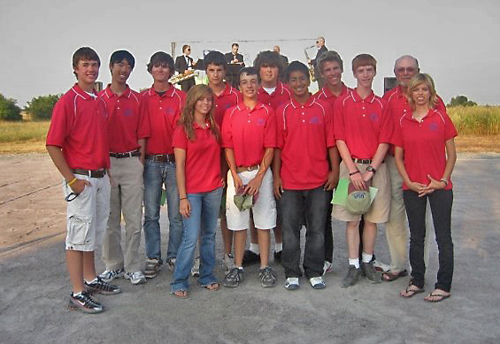 2008 Junior Team