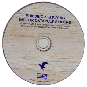 Building and Flying Indoor Catapult Gliders