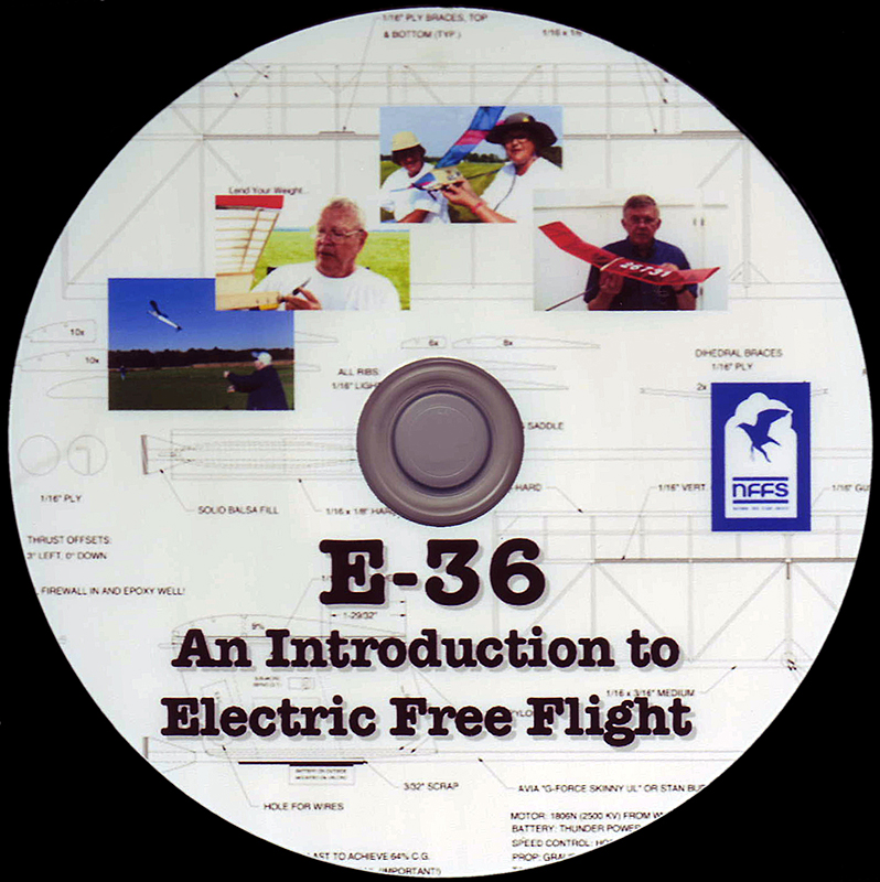 E-36: An Introduction to Electric Free Flight