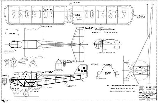 Taylor E-2 Cub