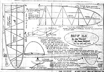 Built-Up-Glider