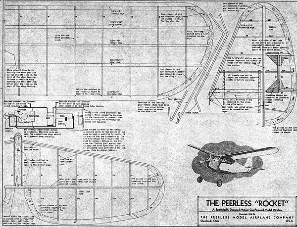 The Peerless Rocket