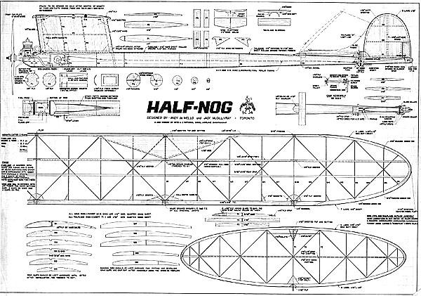 Half Nog (Vit)