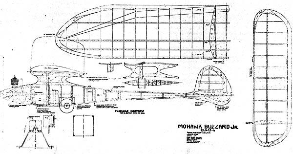 Mohawk Buzzard Jr.
