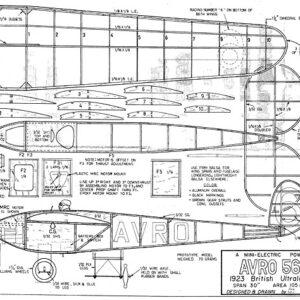 Avro 560