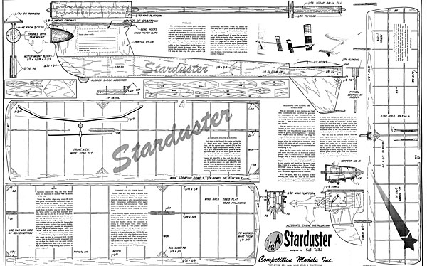 Starduster 1/2A