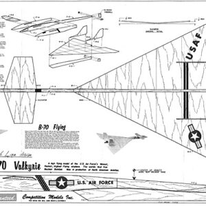 B-70 Profile Scale