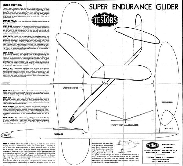 Endurance Glider