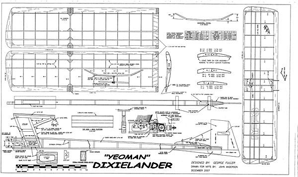 Dixielander Yeoman
