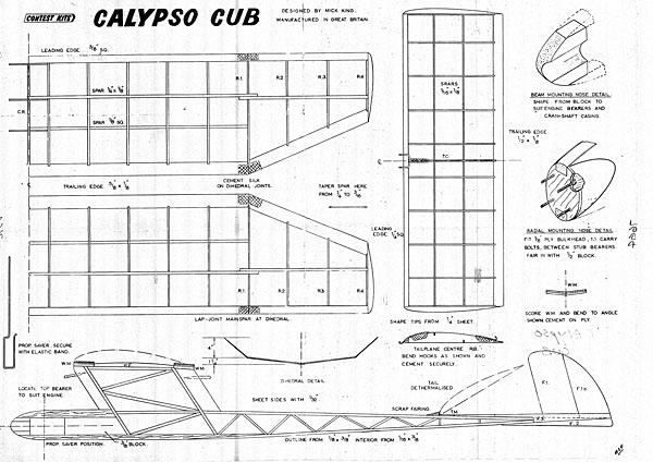 Calypso Cub