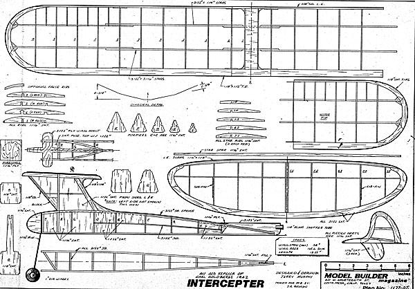 1940 Comet Interceptor